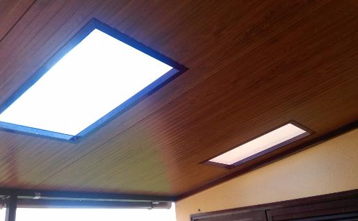 techos autoportantes,paneles,estructuras