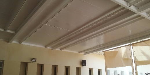 techo autoportante,paneles,estructuras fuerteventura