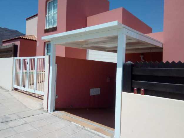 techos de paneles autoportantes en fuerteventura