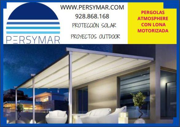 pergolas,toldos,protección solar,venta,instalaciones,outdoor,fuerteventura,lanzarote