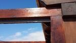 pergola en madera fuerteventura, pergolas de aluminio en fuerteventura, pergola bioclimatica, persymar en lanzarote